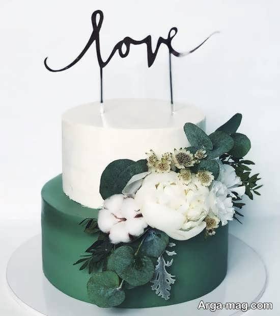 نمونه های زیبا و جذاب از کیک تولد ۲۰۲۱