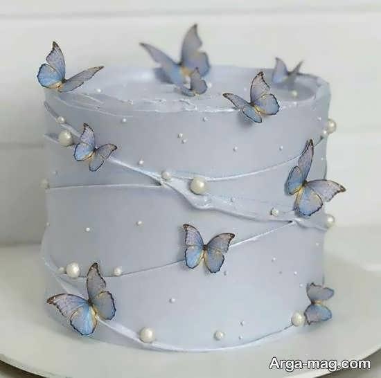 نمونه های کیک تولد زیبای 2021