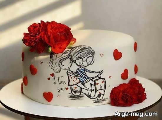 ایده هایی بینظیر و کاربردی از کیک تولد ۲۰۲۱