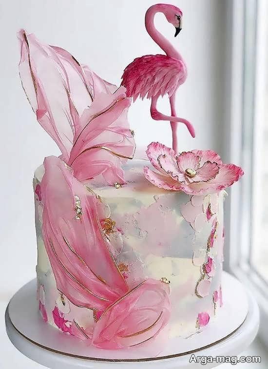 انواع الگوهای زیبا و خلاقانه کیک میلاد ۲۰۲۱