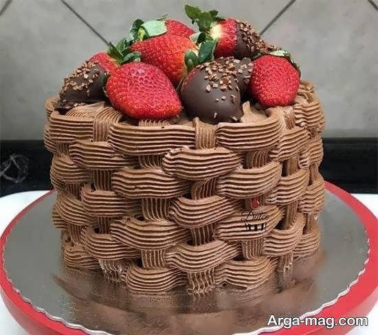 انواع نمونه های زیبا و شیک کیک میلاد ۲۰۲۱