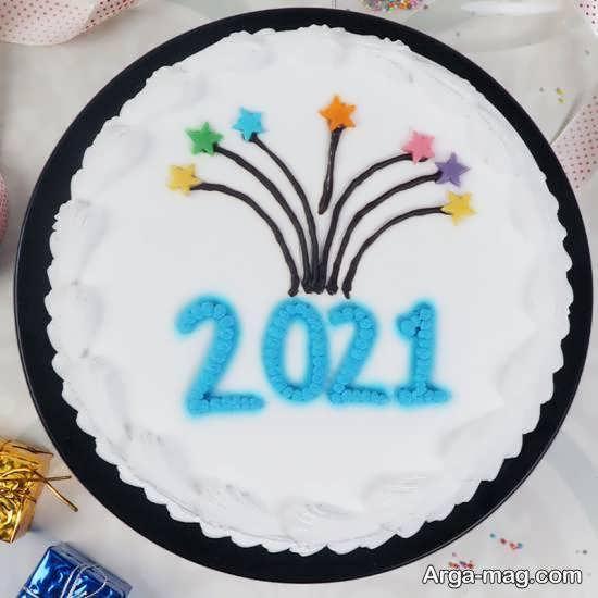 کیک میلاد ۲۰۲۱ با طرح های شیک و بانمک
