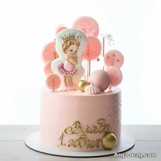 انواع طرح های فانتزی از کیک تولد ۲۰۲۱
