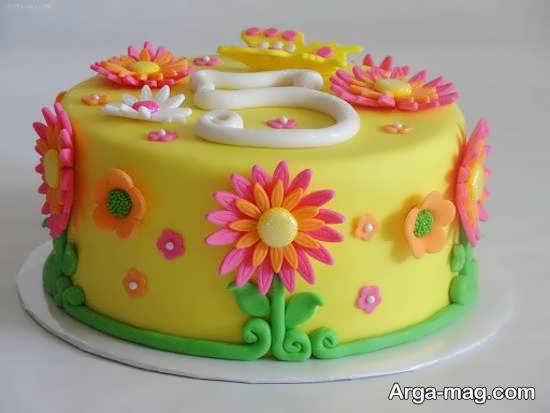 نمونه هایی بینظیر و خاطره انگیز از کیک تولد 2021