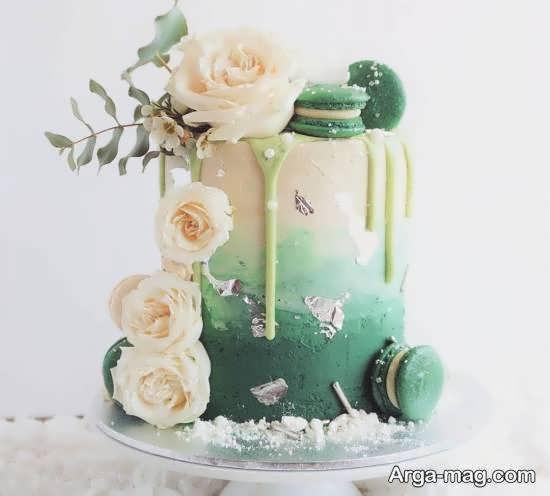 ایده هایی نو و مدرن از کیک تولد ۲۰۲۱