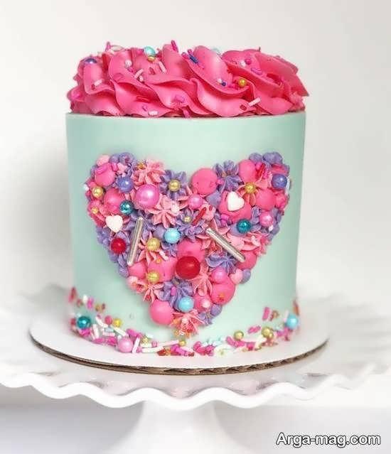 کیک تولد2021 با طرح های شیک و جدید