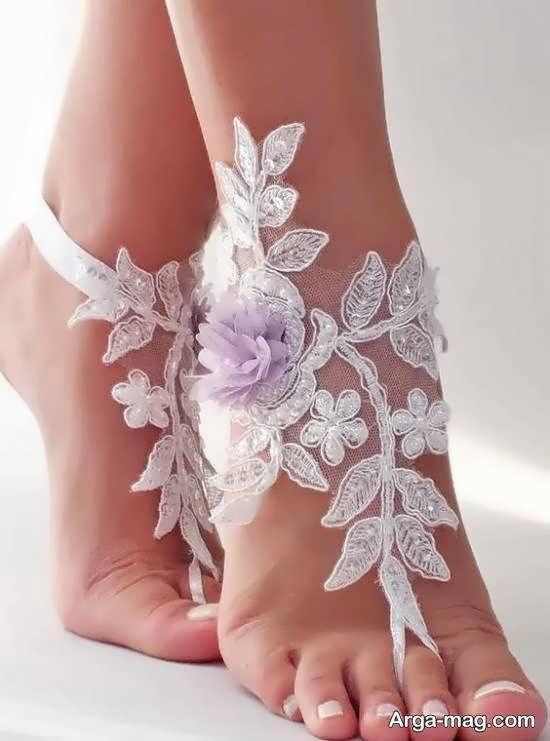 نمونه های فوق العاده ی پابند عروس