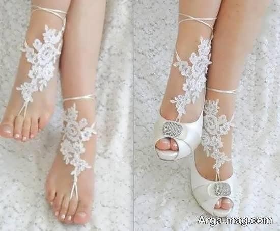 گالری شیکی از مدل پابند عروس