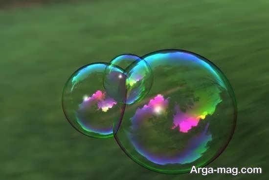 مجموعه ای متنوع و متفاوت از ایده های ساخت حباب ساز