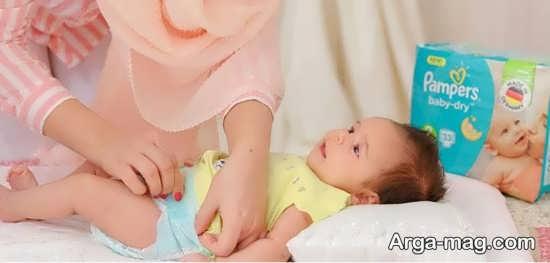 آشنایی با راهنمای خرید پوشک نوزاد