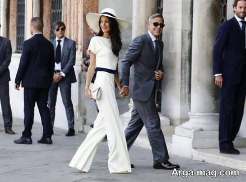 طرح های لباس عروس افراد مشهور