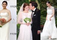 مدل لباس عروس افراد مشهور
