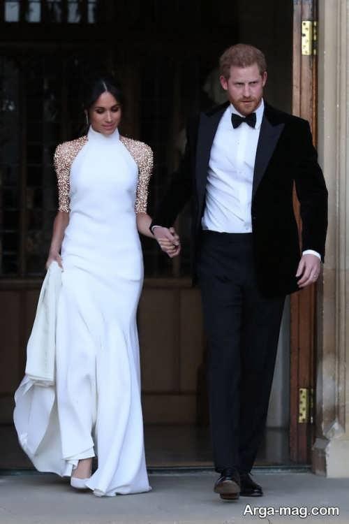 لباس عروس افراد مشهور در سراسر دنیا