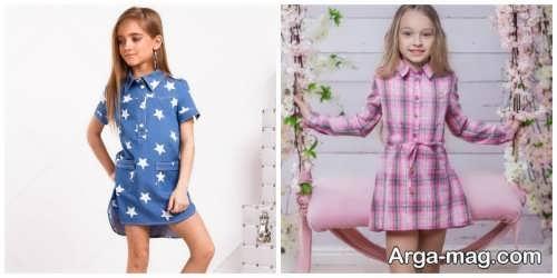 لباس طرح دار 2021