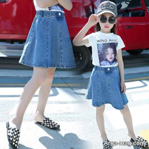 لباس کودک دخترانه 2021