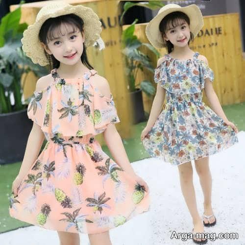 مدل های لباس کودک شیک و زیبا