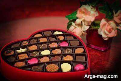 تعبیر مشاهده شکلات در عالم رویا