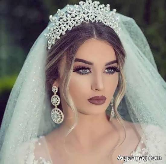 انتخاب تور عروس شیک و مناسب با قد و اندام عروس