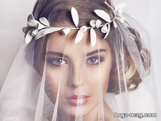 انتخاب تور عروس زیبا و شیک