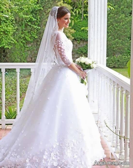 راهنمای تهیه و خرید تور عروس زیبا و جدید