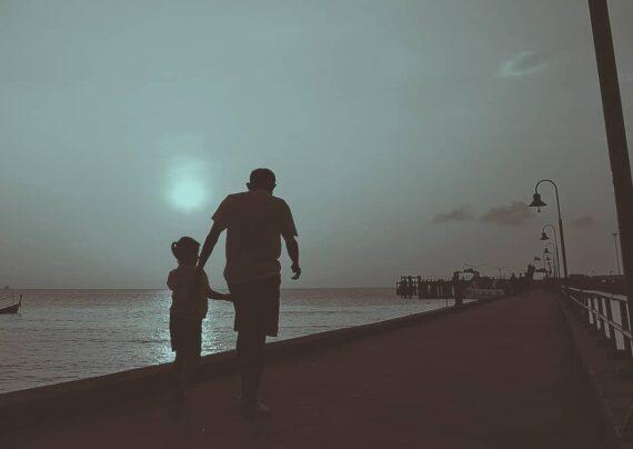 دلنوشته دختر برای پدر