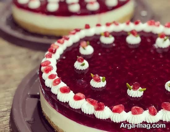 ایده هایی خلاقانه از تزیینات چیز کیک