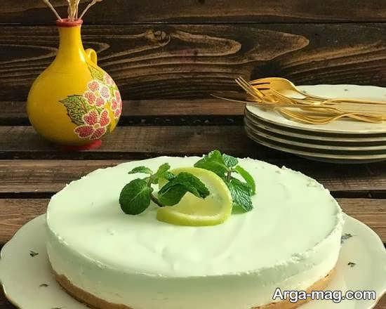 ایده های زیبا و شیک برای تزیینات چیز کیک