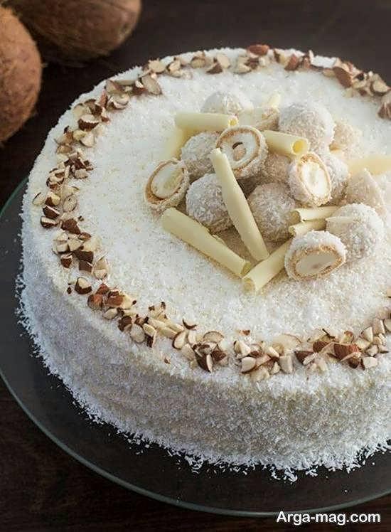 دیزاین و طراحی زیبا و خاطره ساز برای چیز کیک