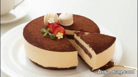 آشنایی با ایده های زیبای تزیینات چیز کیک