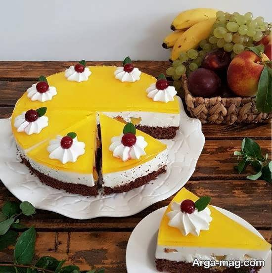ایده هایی زیبا و منحصر به فرد از تزیین چیز کیک