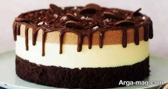 ایده های جذاب دیزاین چیز کیک