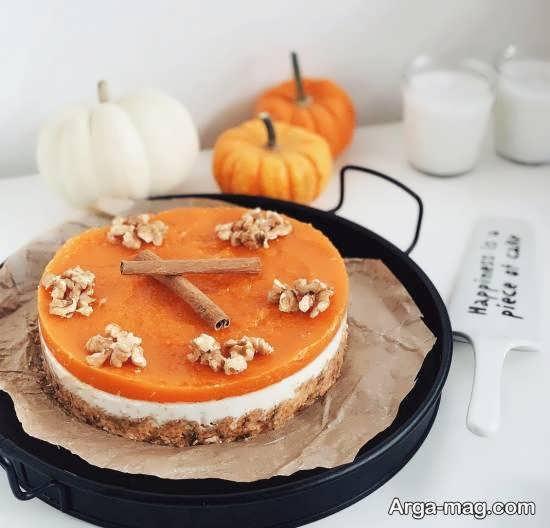 ایده هایی زیبا و ایده آل از طراحی چیز کیک