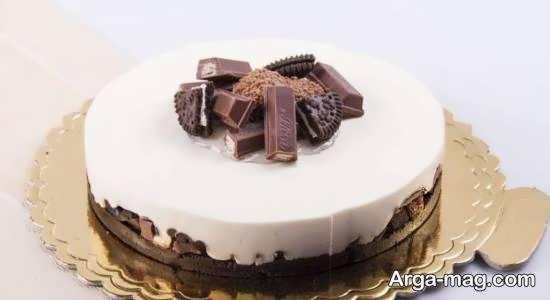 طرح هایی زیبا و به یاد ماندنی از تزیین چیز کیک
