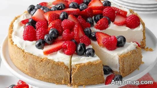 نمونه هایی دوست داشتنی از طراحی چیز کیک