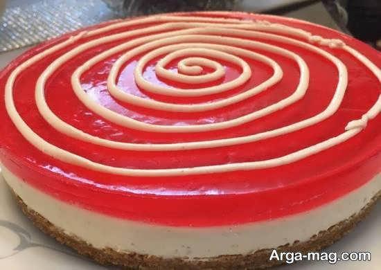ایده هایی زیبا و جذاب برای تزیینات چیز کیک