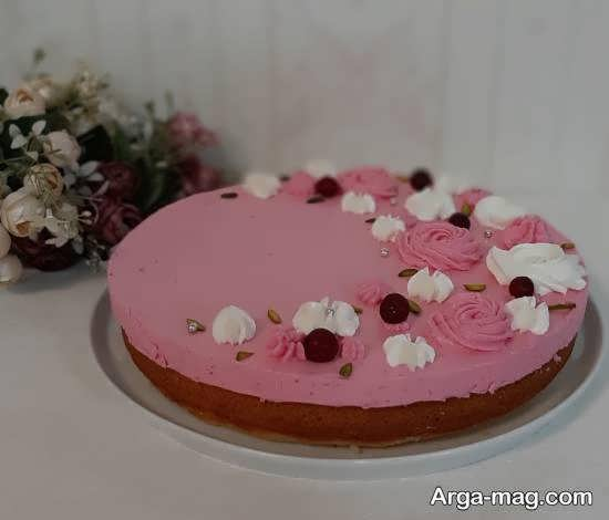 الگوهایی جالب برای الگوبرداری از تزیینات چیز کیک
