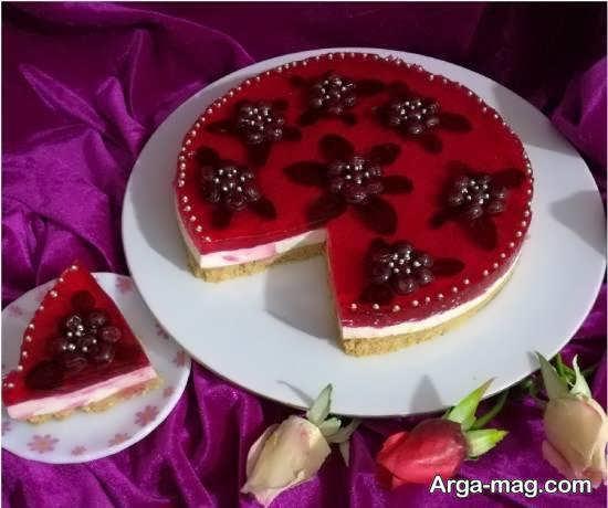 ایده هایی زیبا و منحصر به فرد از تزیینات چیز کیک