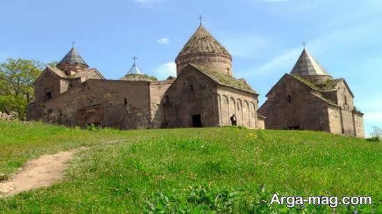 دیدنی های خاطره انگیز دلیجان ارمنستان