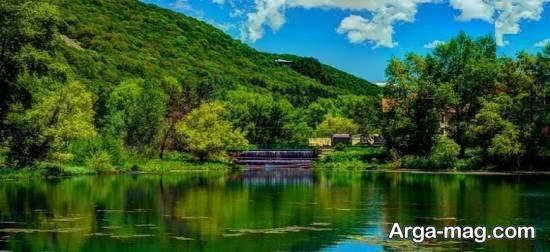 مکان های تماشایی دلیجان ارمنستان