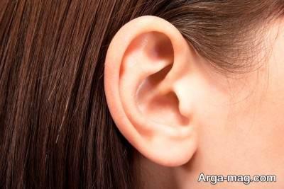 چرا گوش ها داغ می شوند؟