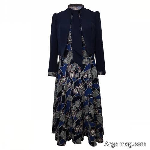 لباس طرح دار برای عید نوروز