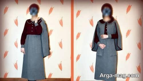 مدل لباس عید 1400 شیک و خاص