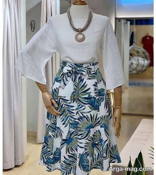 ست لباس دخترانه برای عید نوروز