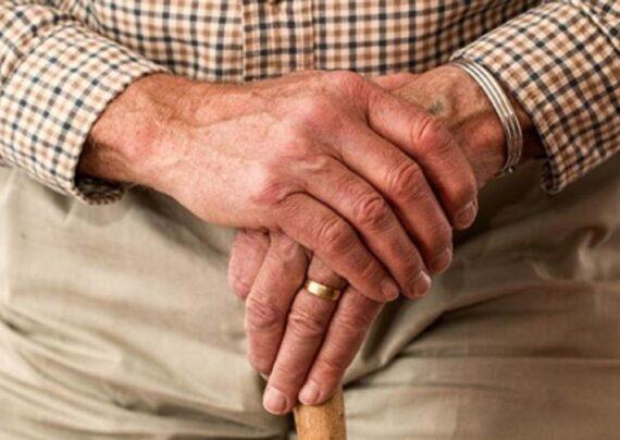 رفع لرزش دست