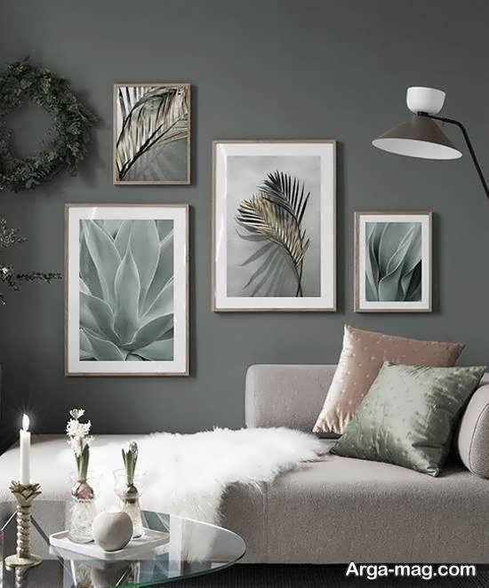 ایده هایی خلاقانه و زیبا برای پر کردن دیوارهای خالی خانه