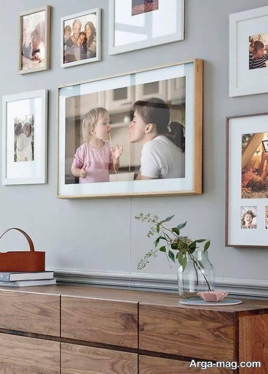ایده های ساده و ارزان برای پر کردن دیوارهای خالی خانه