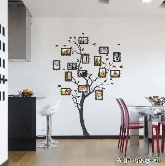 ایده هایی زیبا و شیک برای پر نمودن دیوارهای خالی خانه