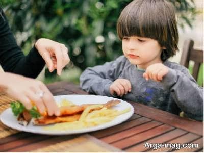 فواید ماهی برای کودکان