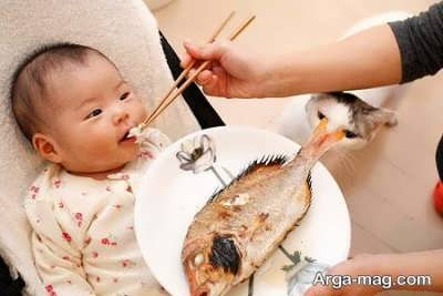 نکاتی که والدین در رابطه با ماهی باید بدانند