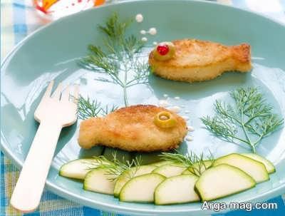 مصرف ماهی در کودکان و نکاتی که باید بدانید